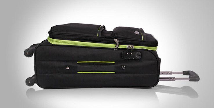 soft luggage manufacturer