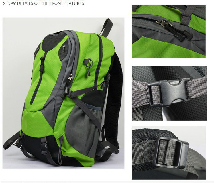 custom hiking backpack